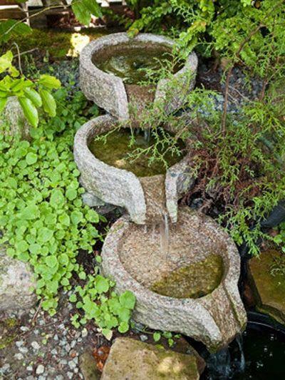 for Garden pond design books
